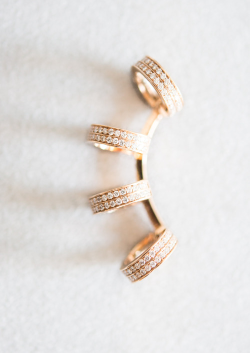 chloeruby:  Repossi rose gold Earcuff