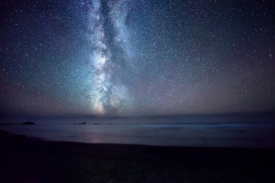evocates:  The Night Watch- Ruby Beach, WA by - Dave Morrow - on Flickr.