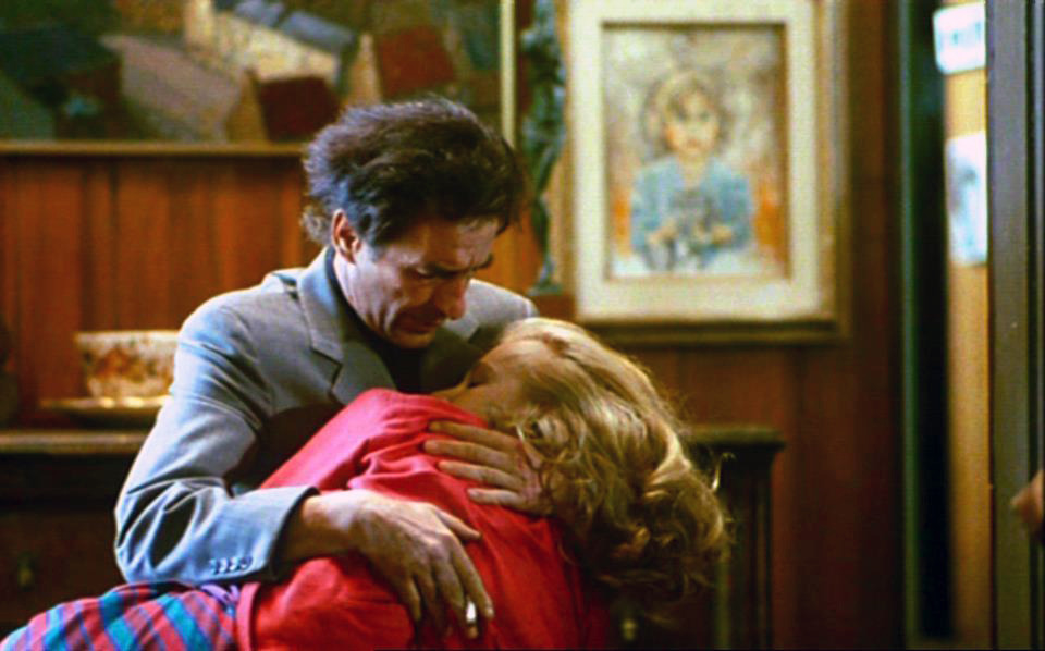 Love Streams. John Cassavetes and Gena Rowlands