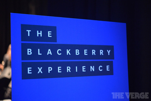 Our BlackBerry 10 live event coverage starts at 10AM ET / 7AM PT After years of hope, promises, and a new CEO, RIM's would-be savior — BlackBerry 10 — finally arrives this morning at dual events in New York and London. Join us!