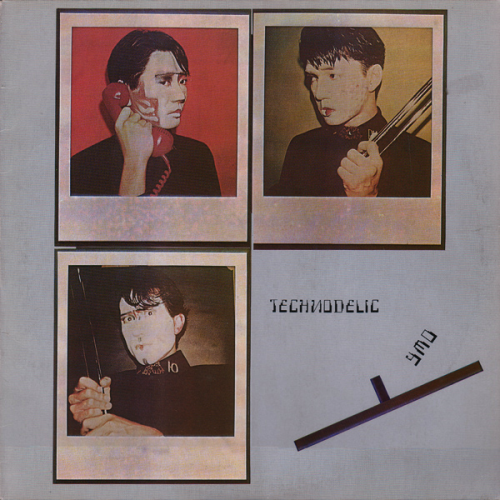 vinyloid:  Yellow Magic Orchestra - Technodelic