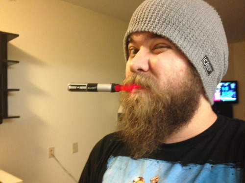 But really guys this is a great Lightsaber Toothbrush!