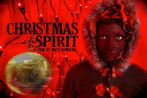 "Back in January i Acted in a Short Film called ""Christmas Spirit"" - it just won multiple awards at the Z-Fest here in MN. Watch the Film ; http://www.youtube.com/watch?v=TajjwSMdg9M  - ""Like"" it on facebook ; http://www.facebook.com/pages/Christmas-Spirit/238126942991380 & Check out the IMDb ; http://www.imdb.com/title/tt2769796/"