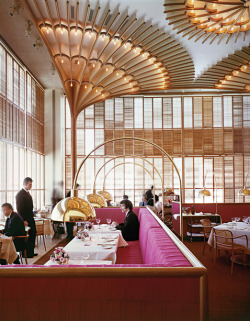 Warren Platner Interior