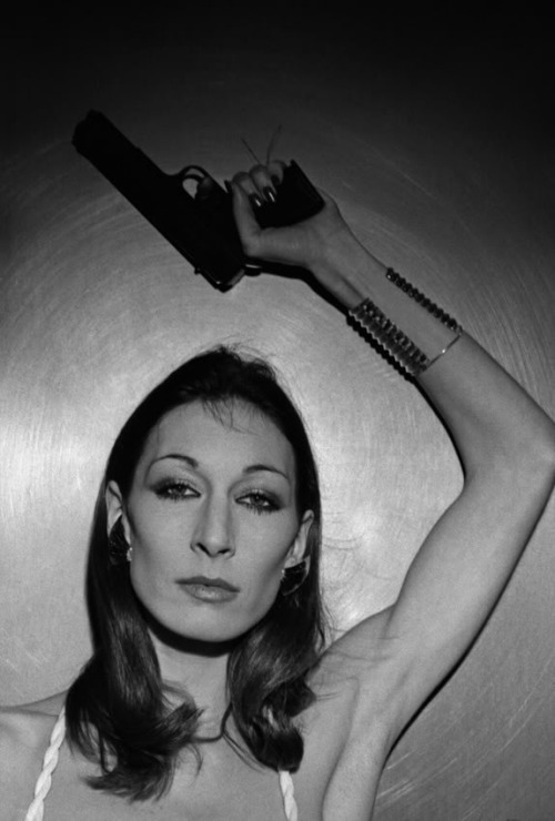 "Exchanged ""goodnights"" with Anjelica Huston this weekend, and subsequently had a heart attack."