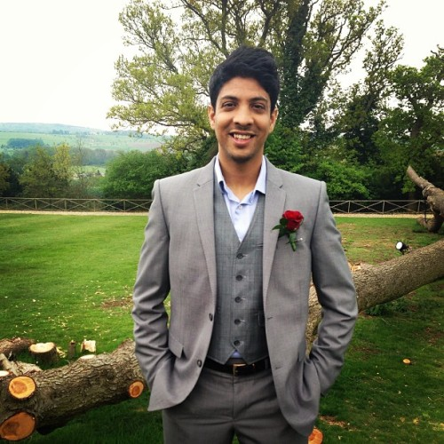 Wedding Attire #abhiniswedding #suitswag  (at Danesfield House Hotel & Spa)
