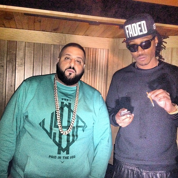 futurefanz:  Future & DJ Khaled Hit Up The Studio To Record New Music - http://www.futurefanz.com/2013/04/future-dj-khaled-hit-up-the-studio-to-record-new-music/
