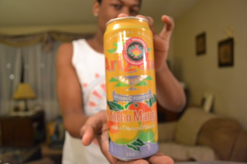 resupplied:  Mango Iced tea »