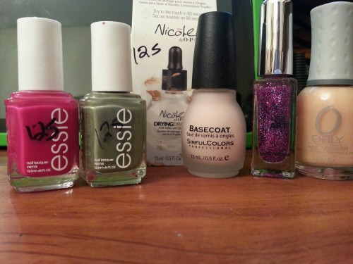 I got all of this today for only $7! :-)