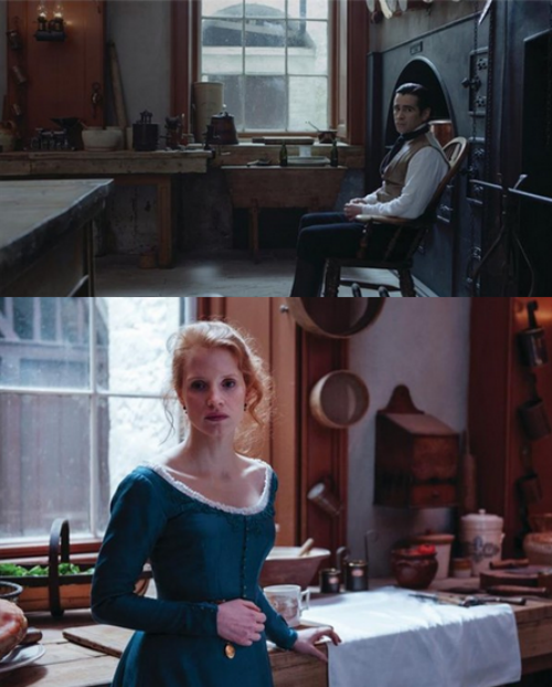 iheartcolinfarrell:  (via First look at Jessica Chastain and Colin Farrell in Miss Julie | Live for Films)