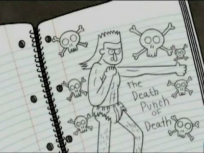 1….of death.2….of death.2.5….of death.3…of death.(Regular Show)