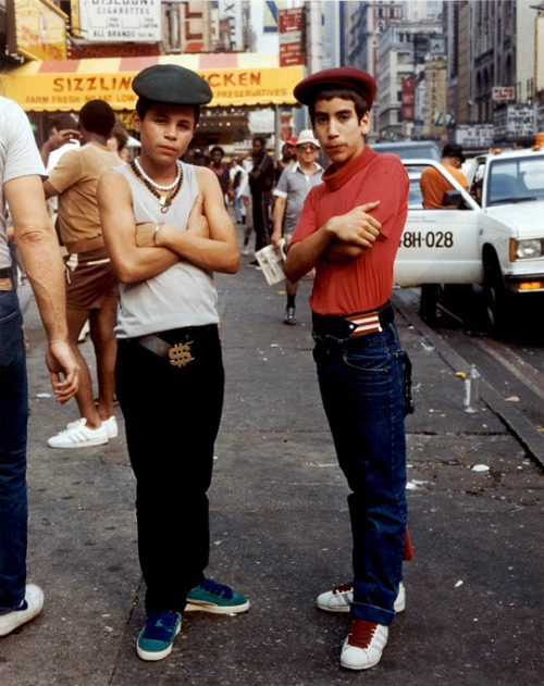 elastique:  by Jamel Shabazz