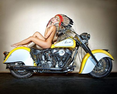 "this-is-not-native:  phxtiger:  chicksandchoppers:  Indian  Now there's a chief  Nope. Nope. It's a settler person sexualizing the women of my race and desecrating sacred regalia and I'll have none of it. My Identity Is Not A Costume for You To Wear! On why prancing around in a headdress and war paint isn't ~appreciating~ ""native culture"" An Open Letter to Non-Natives in Headdresses Redface - The history of racist Indian stereotypes [link may not work due to exceeded monthly bandwith limit, but check anyway]"
