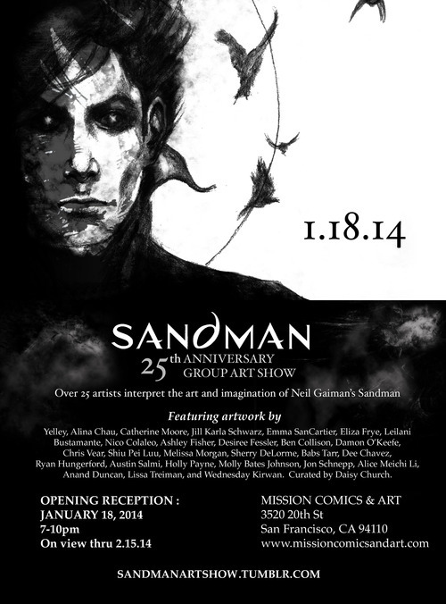 Sandman: 25th Anniversary