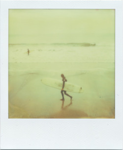 monstersurfburguerandstyle:  Bo Polaroid, 2013 by ryantatar on Flickr.