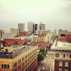 djnickymajik:  Home #downtown #louisville