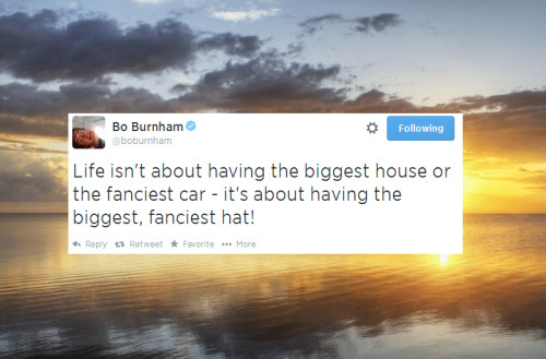 wolfluxury:  bo burnham being a sassy little shit on twitter part 1/5
