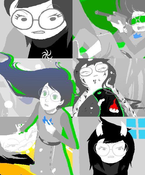 blessedbutterflies:  8/∞ favourite characters: Jade Harley [Homestuck] YES i am going out with this gun!!! no i  will not go get a bigger one!!! no i will not take yours! I can't even  lift it!!!!!! oh that is so preposterous. do you even hear what youre  saying? i will be fine! this is a perfectly deadly gun and it shoots  lots of incredibly deadly bullets! oh will you just stop it. i am going  now. Goodbye!!!!!!!!!!!! <3!!!!!!!!!!!!!!!!!!!!!!!!!!!!!!