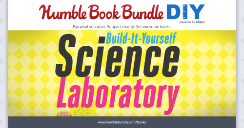 Humble Book Bundle DIY presented by Make: