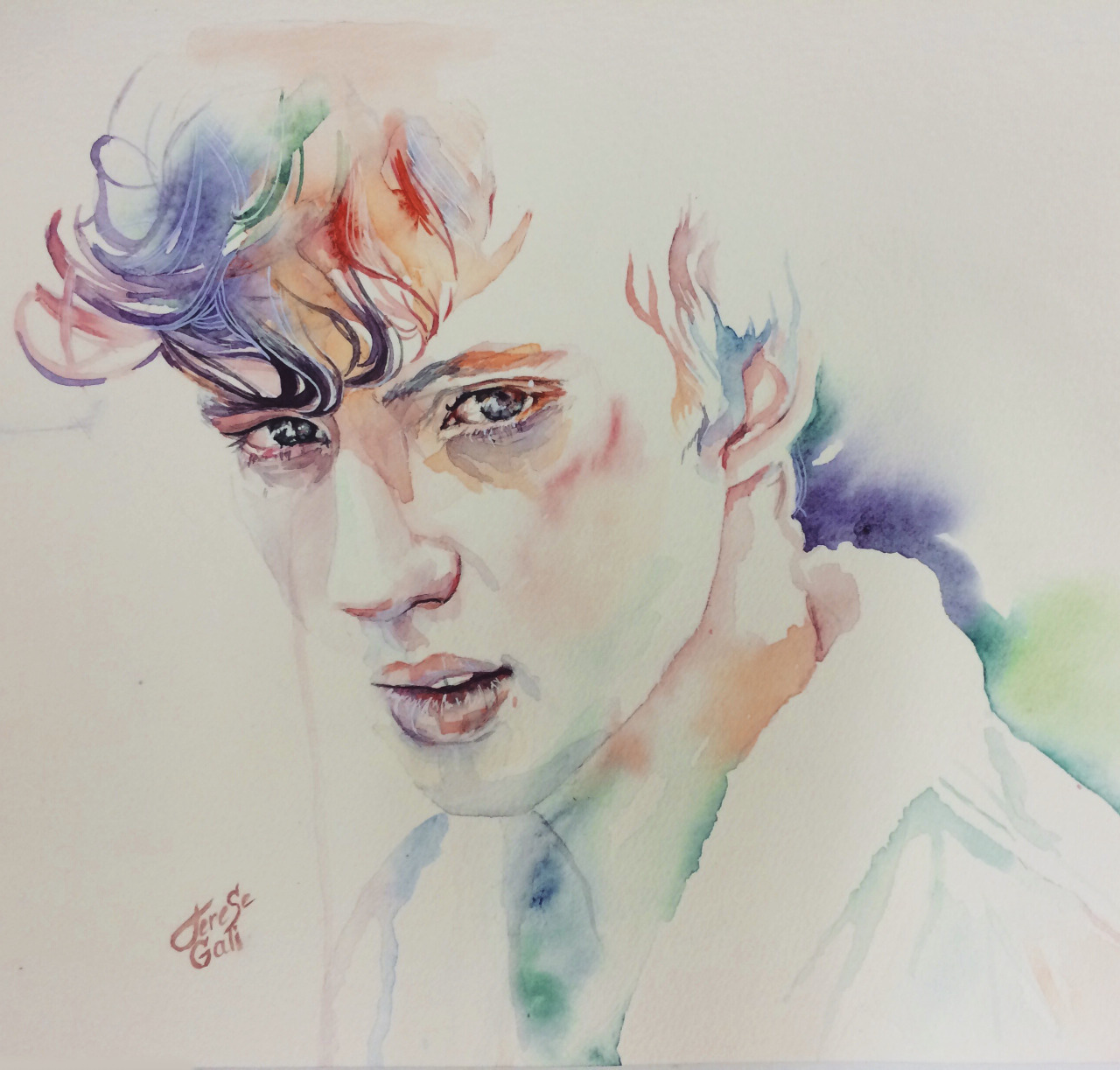 Bel Terese Gali — Finished version of Troye Sivan WILD EP ...