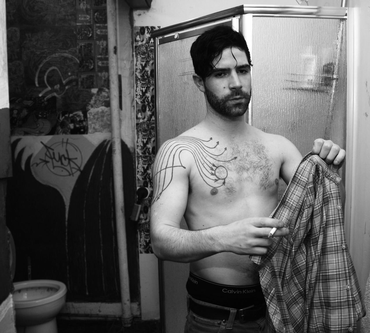 whatyourdirtymind:  /// Yannis, be my Valentine!