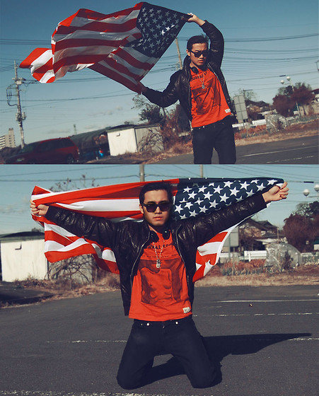 YOUREYESLIE // GOD BLESS AMERICA (by KIKO CAGAYAT)