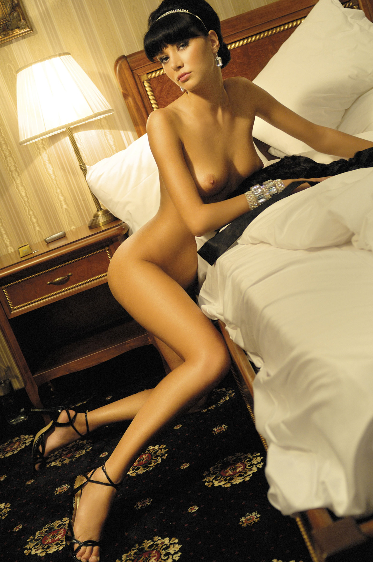 Dasha Astafieva Naked 58