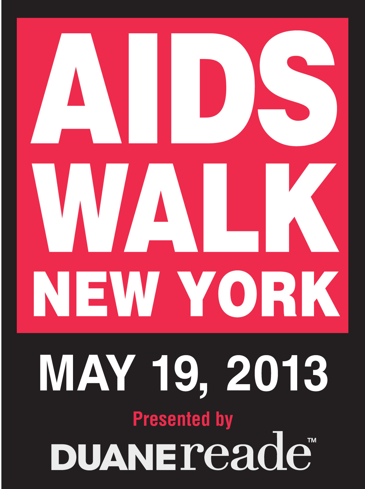 Register for AIDS Walk NY at http://aidswalk.net/newyork