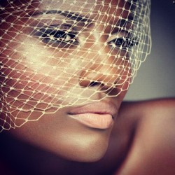 beautiebrownie:  Brown Bridal Beauty! #beautiebrownie #womenofcolor #darkbeauty #brownbeauty