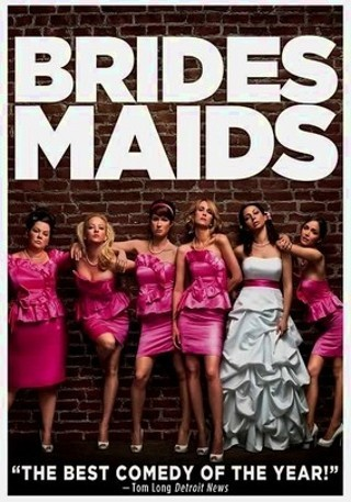 I'm watching Bridesmaids                        25 others are also watching.               Bridesmaids on GetGlue.com