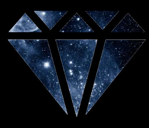 diamond overlay tumblr