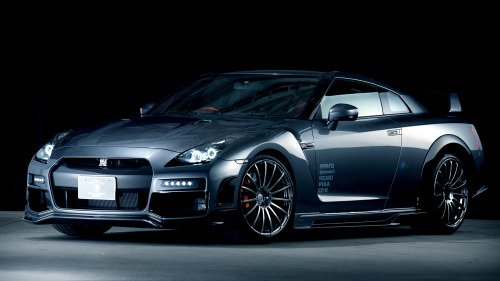 automotivated:   Nissan Gt R Tommy Kaira