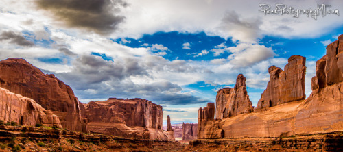 peak-photography:  Park Avenue- Arches National Park by Peak-Photography | Arches National Park Photography