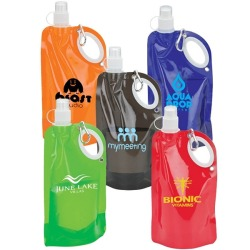 Promotional PE Plastic Water Bottles are perfect giveaways for any company, sports and schools. Customize them with your business logo, school name or sports team for free with no set up fees.