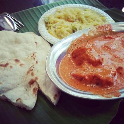 $12!!! #naan expensive  (at Gayatri Restaurant)