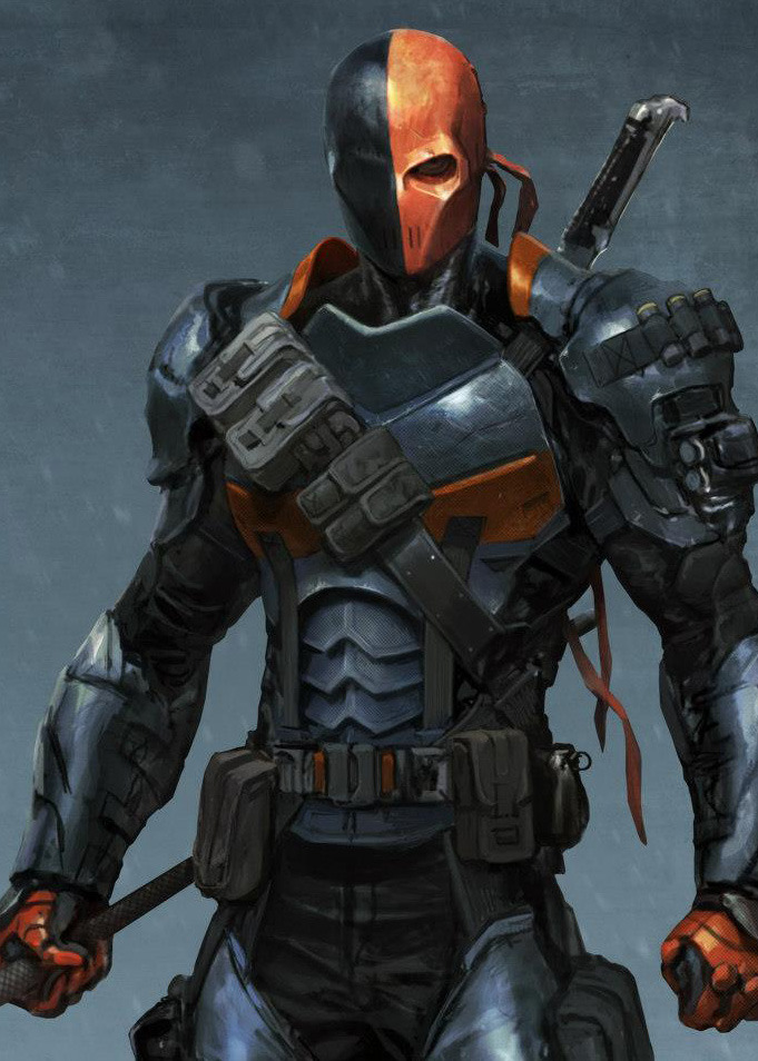 gamefreaksnz:  Batman: Arkham Origins DLC brings Deathstroke  Amazon has listed some DLC that adds the world's greatest assassin, Deathstroke, as a playable character in Batman: Arkham Origins.