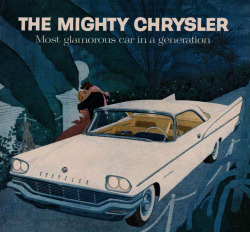 Most glamorous car in a generation - 1957 Chrysler