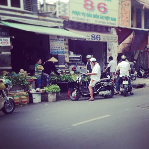 early market #saigon
