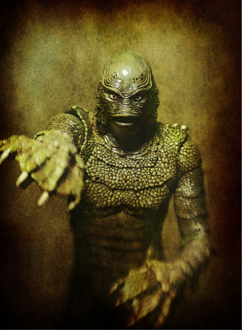 dewberry1964:  Creature from the Black Lagoon