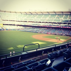 First game in years #angels #baseball #americaspasttime @guyotryan