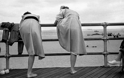 Degas' Coney Islandphoto by Harold Feinstein, 1949