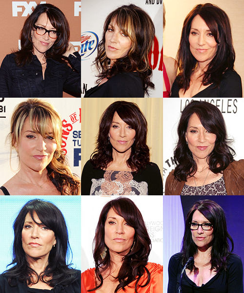 katey sagal's cheekbones appreciation post