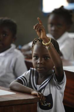 howiviewafrica:  Photo © UNICEF/2010/Connelly