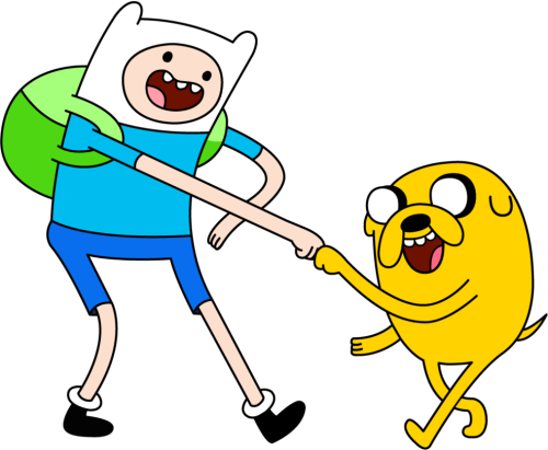 kingsofkingston:  considering getting an Adventure Time tattoo tomorrow/this weekend whether it'll just be finn and jake idk, cos I think B-MO is the coolest