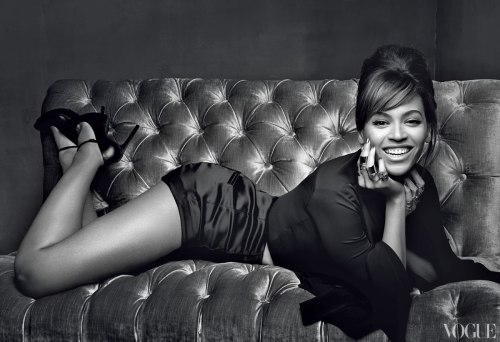 Beyoncé Knowles by Patrick Demarchelier for Vogue US March 2013