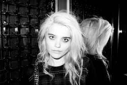 terrysdiary:  Sky Ferreira at the Chateau Marmont #9
