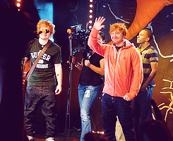 rockerchic93:   Ed Sheeran Alphabet → R for Rupert Grint  they could be twins