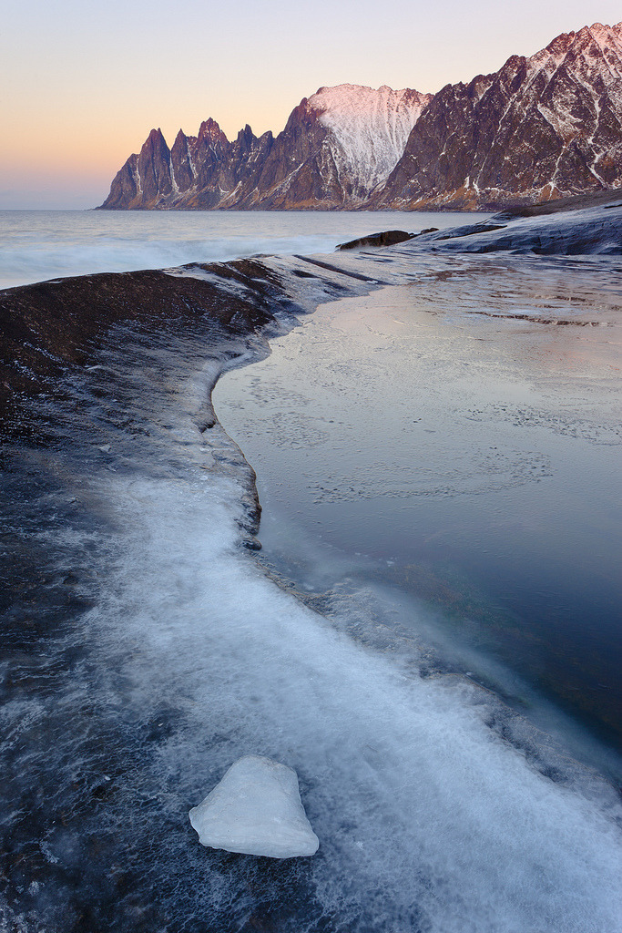 torace:  Ersfjord (by Joe Rainbow)  Want to go somewhere like this even if its only a day.