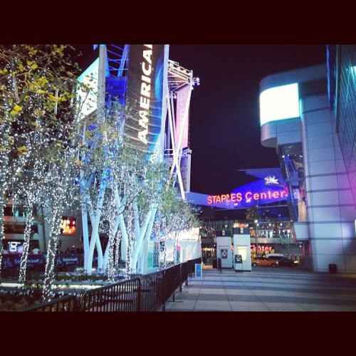 #gokingsgo (at STAPLES Center)