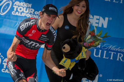 Face of a winner - Tejay van Garderen at the Tour of California 2013  Review of the photos of the ToC at Cyclingtips